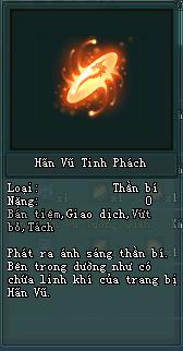 Hãn Vũ Tinh Phách